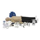Deluxe CRiSis™ Resuscitation Training System with ECG and Advanced Airway Management - Full-Body, 1021989, ÉLETMENTÉS FELNŐTT