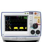 Zoll® R Series® Patient Monitor Screen Simulation for REALITi360, 8000979, Betegmonitor Szimuláció